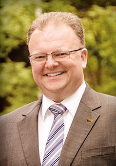 Marc Venten - Bürgermeisterkandidat der CDU Korschenbroich