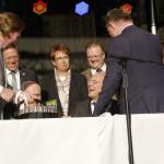 Treffen mit Wolfgang Schäuble und Hermann Gröhe